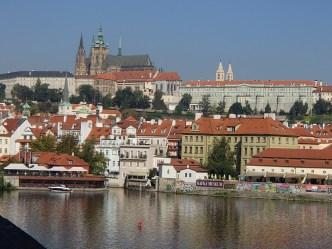 Vue du Pont Charles, Prague