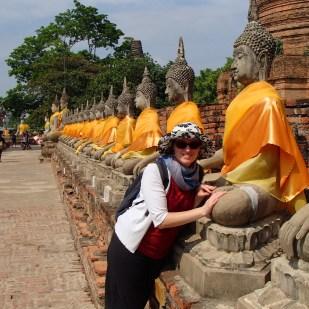 Ayuttaya, Thaïlande