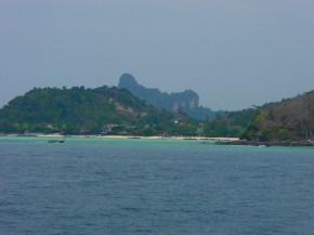 Arrivée à Koh Phi Phi