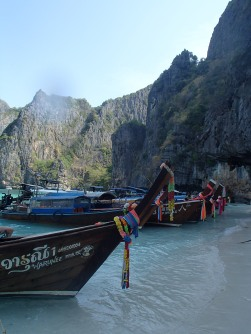 Maya Bay, Thaïlande