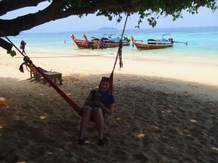Plage du Phi Phi relax beach resort