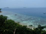 Phi Phi Relax Beach resort vu d'en haut