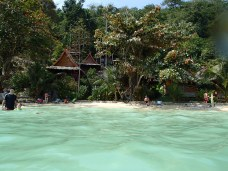 Arrivée au Phi Phi Relax Beach Resort