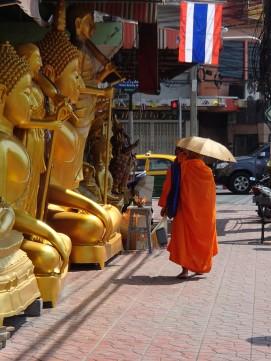rues de Bangkok