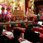Buddha Tooth relic temple
