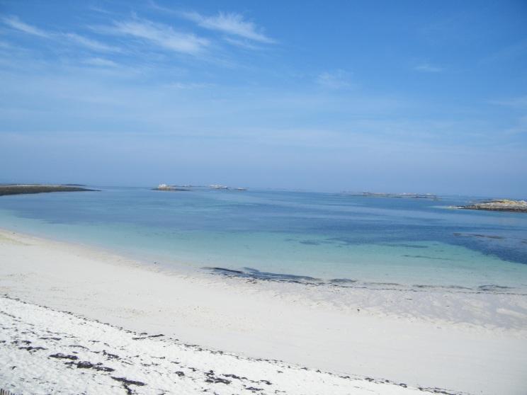 île de St Nicolas, Glénan