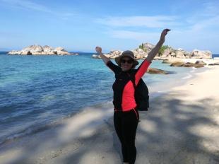 Teluk keke avant le trek