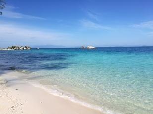 juste avant Teluk Keke