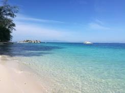 En direction de Teluk Keke