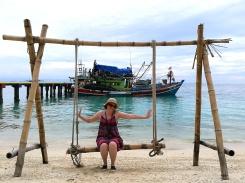Après AC, en direction de Teluk Keke