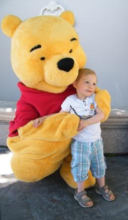 avec Winnie