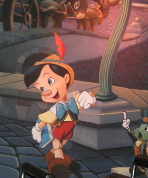 Pinocchio 3