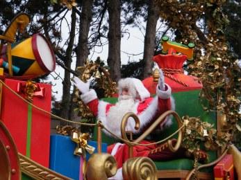 Père Noël de la Parade