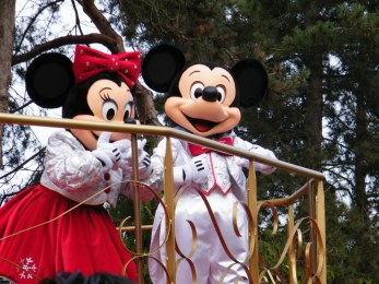 Mickey Minnie Noël