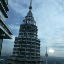 Visite des Tours Petronas