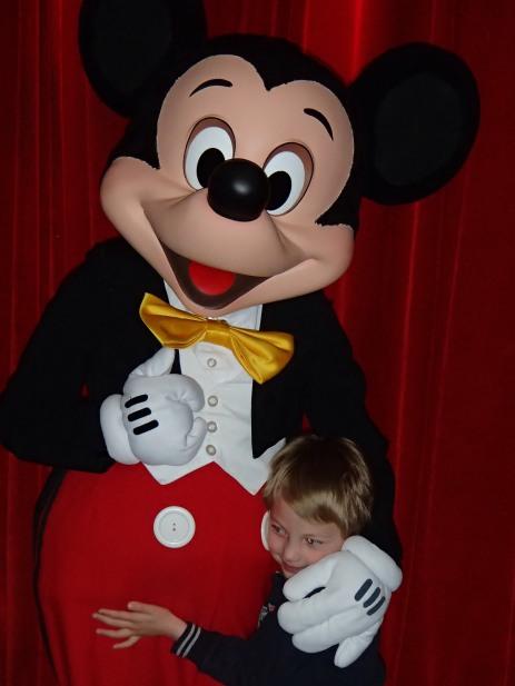 Ewen et Mickey