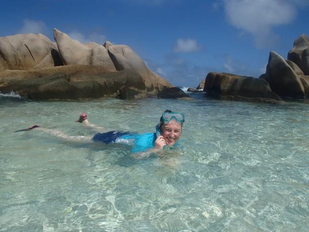 Anse Marron (La Digue, Seychelles)