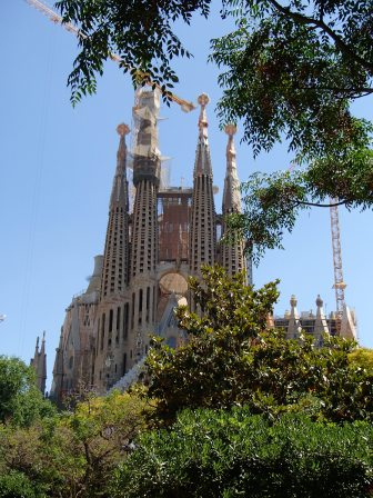 @pink.turtle.blog/ Sagrada familia