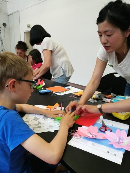 @pink.turtle.blog/ atelier Origamis