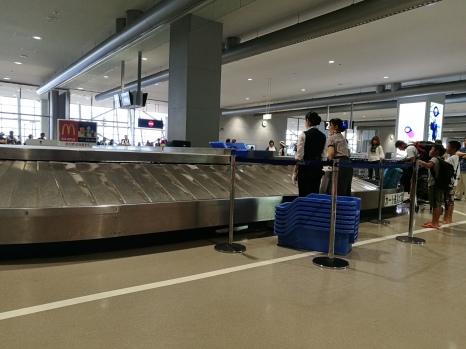 """Opération """"bagages debout""""/ @pink.turtle.blog"""