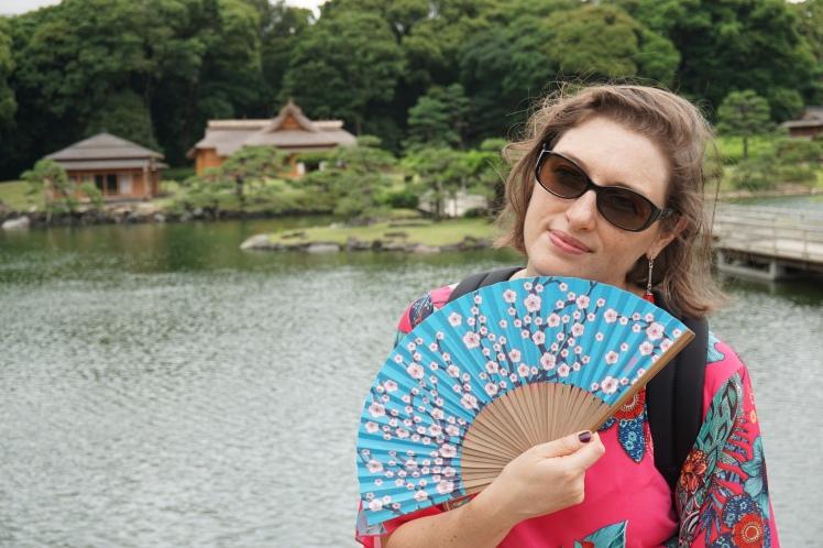 Jardin Hamarikyu, Tokyo/ @pink.turtle.blog