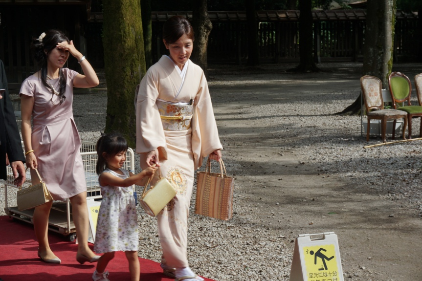 Mariage traditionnel, Yoyogi, Tokyo/ @pink.turtle.blog