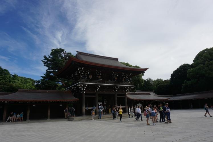 Yoyogi, Meiji/ @pink.turtle.blog