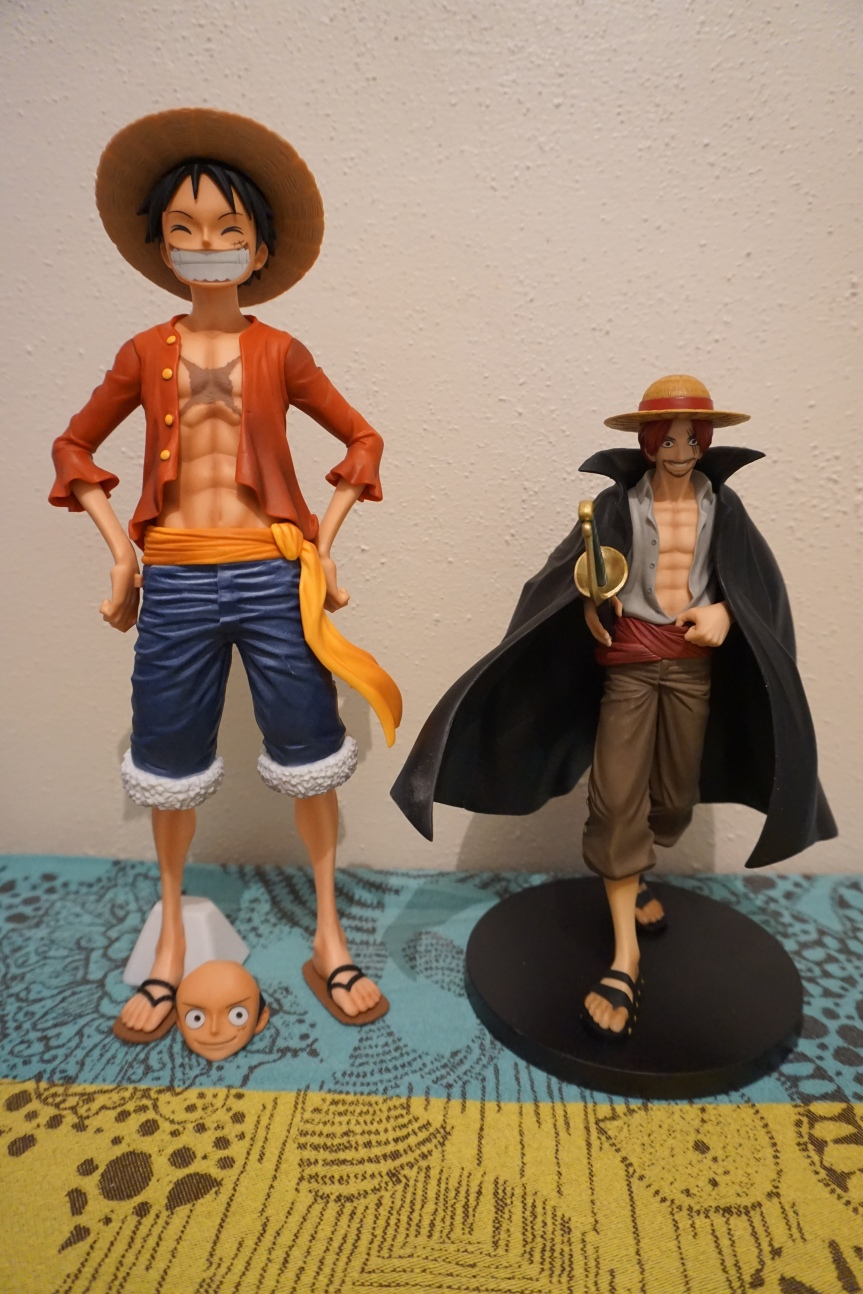 "Nos achats ""One piece""/ @pink.turtle.blog"