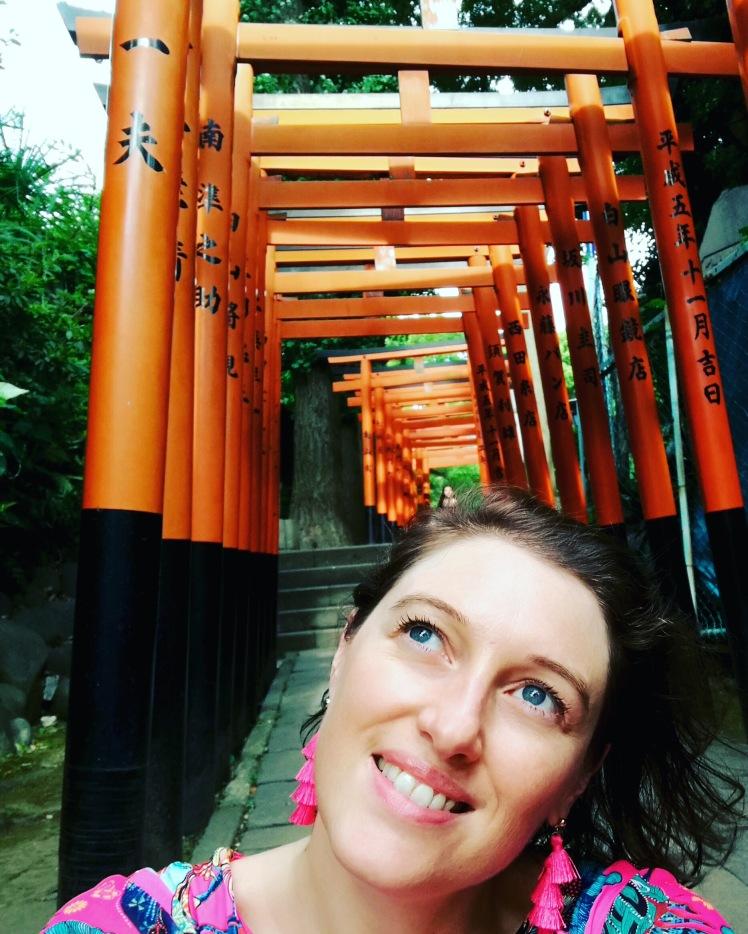 Hanazono Inari, Ueno/ @pink.turtle.blog