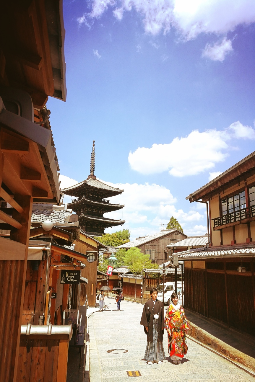 Gion, Kyoto/ @pink.turtle.blog