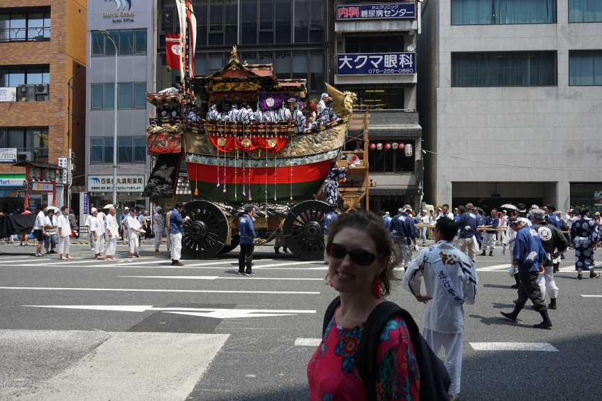 Gion Matsuri/ @pink.turtle.blog