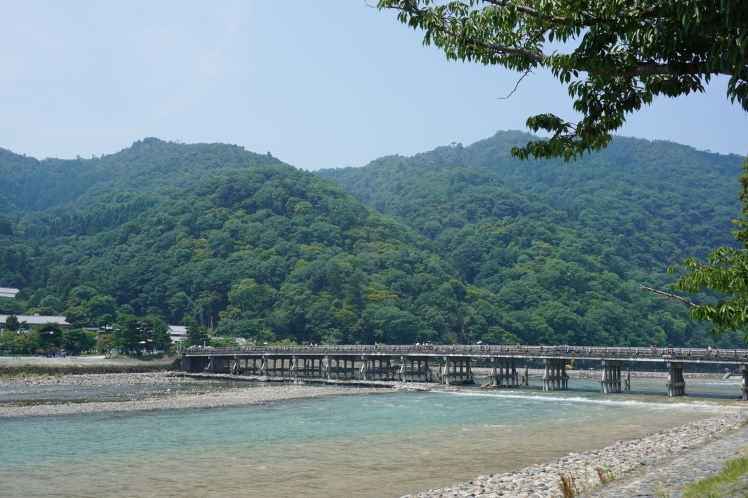 pont Togetsukyo/@pink.turtle.blog