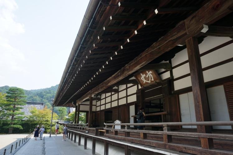 Temple Tenryu-ji/ @pink.turtle.blog