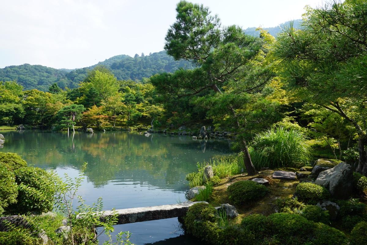 """""""C'est un trou de verdure où chante une rivière"""" : le quartier Arashiyama à Kyoto! (Japon #14)"""