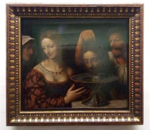 Hérodiade et St Jean-Baptiste/ @pink.turtle.blog