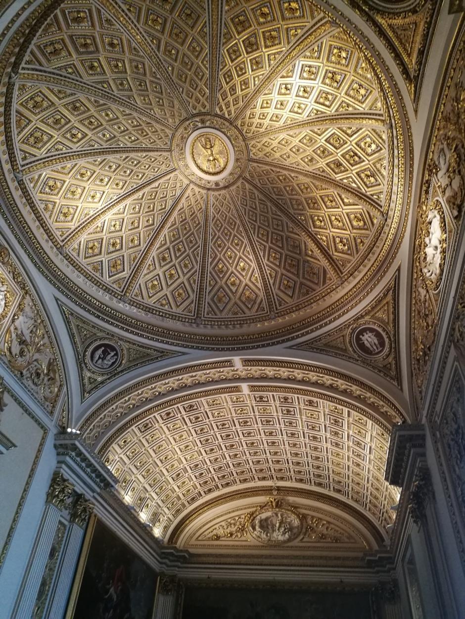 La magnifique salle de Niobé/ @pink.turtle.blog