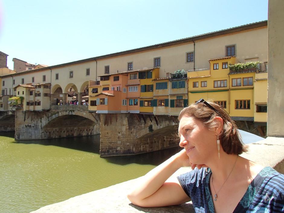 ponte Vecchio @pink.turtle.blog