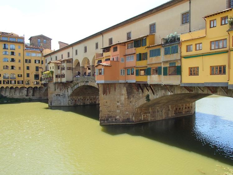 Ponte Vecchio/ @pink.turtle.blog