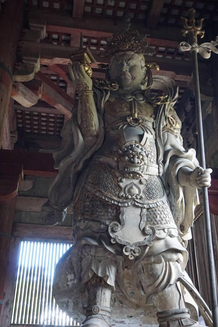 Todai-ji, Nara/ @pink.turtle.blog