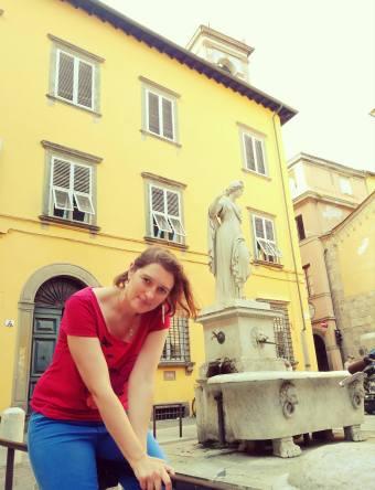 Lucca, Toscane/ @pink.turtle.blog