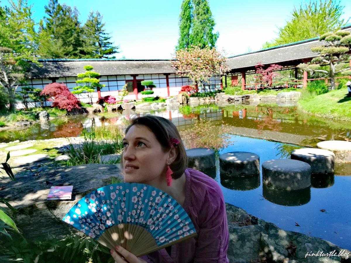 Jardin Japonais de l'île de Versailles @pink.turtle.blog
