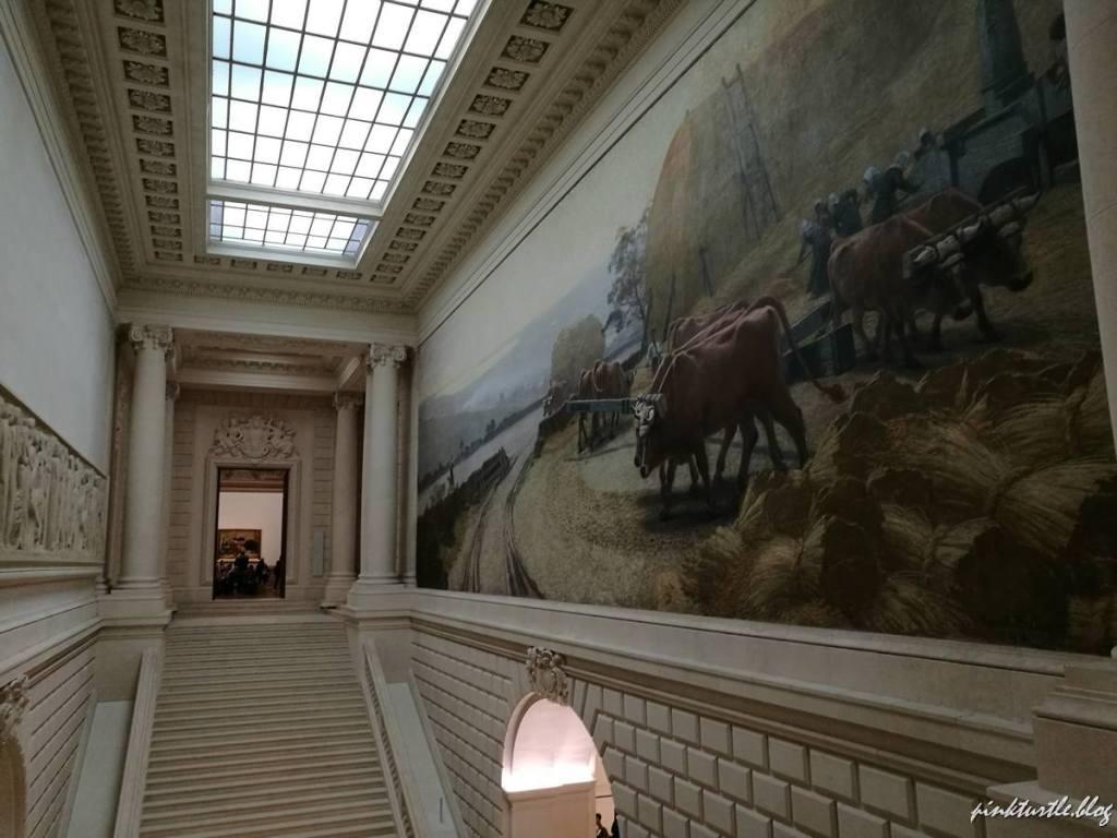 Musée d'arts, Nantes @pink.turtle.blog