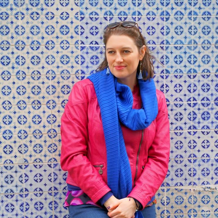 Azulejos du Bairro Alto @pink.turtle.blog