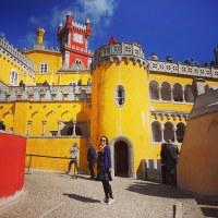 [Portugal] Pena : un vrai palais de conte de fées