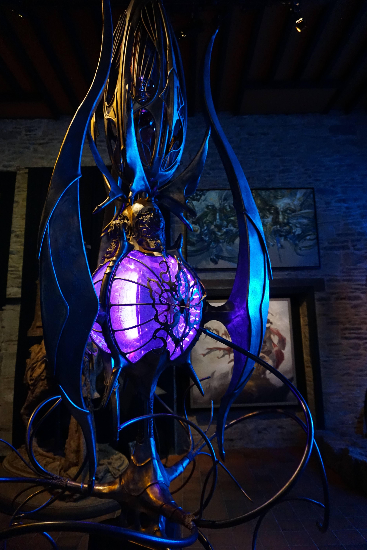 Musée Naïa, Rochefort-en-terre @pink.turtle.blog