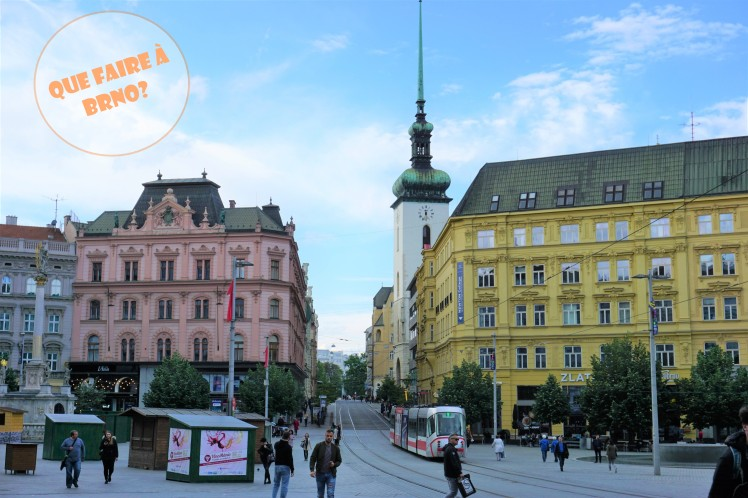 Centre-ville, Namesti Svobody, Brno @pink.turtle.blog
