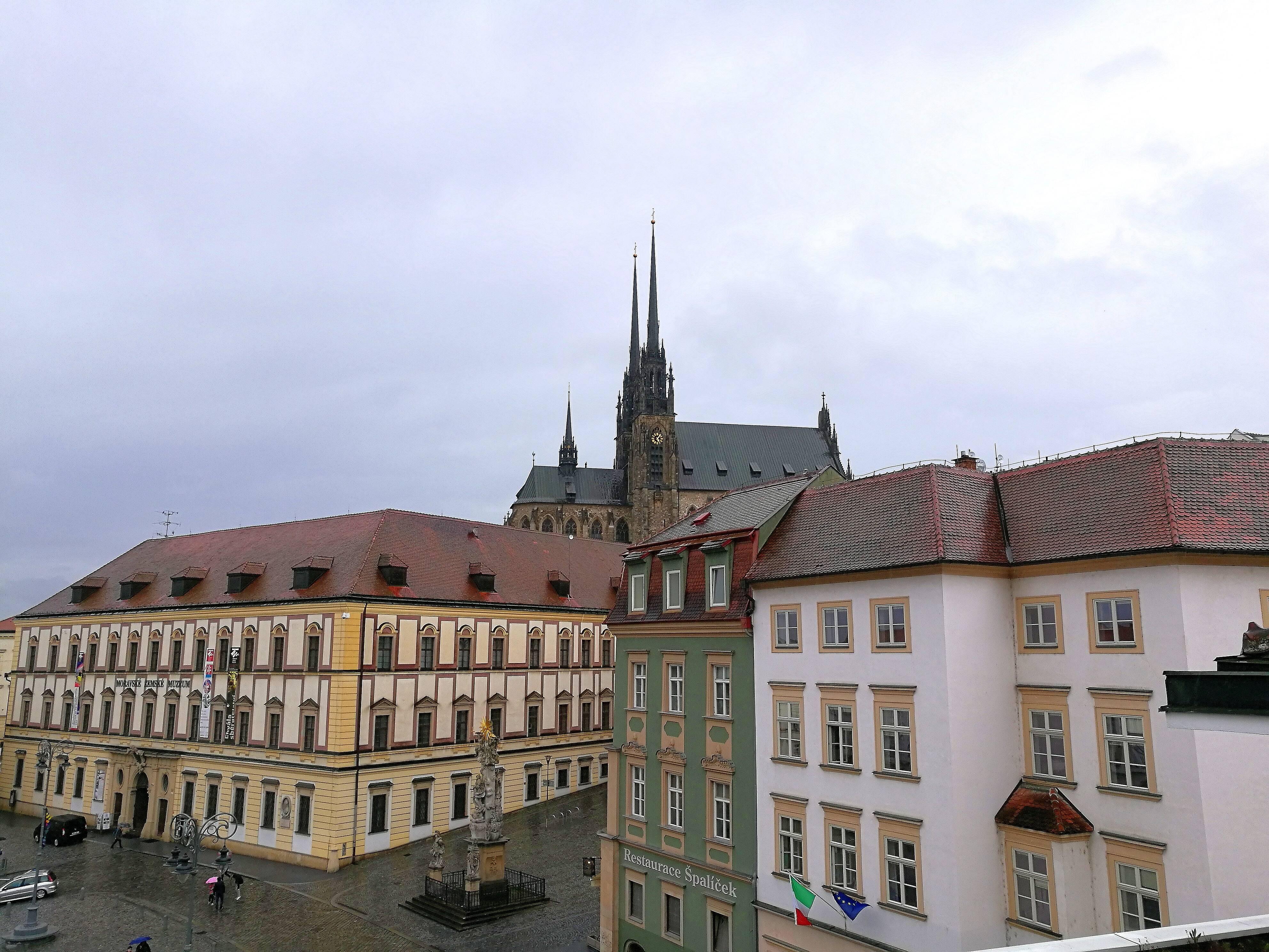 Centre-ville, Brno @pink.turtle.blog