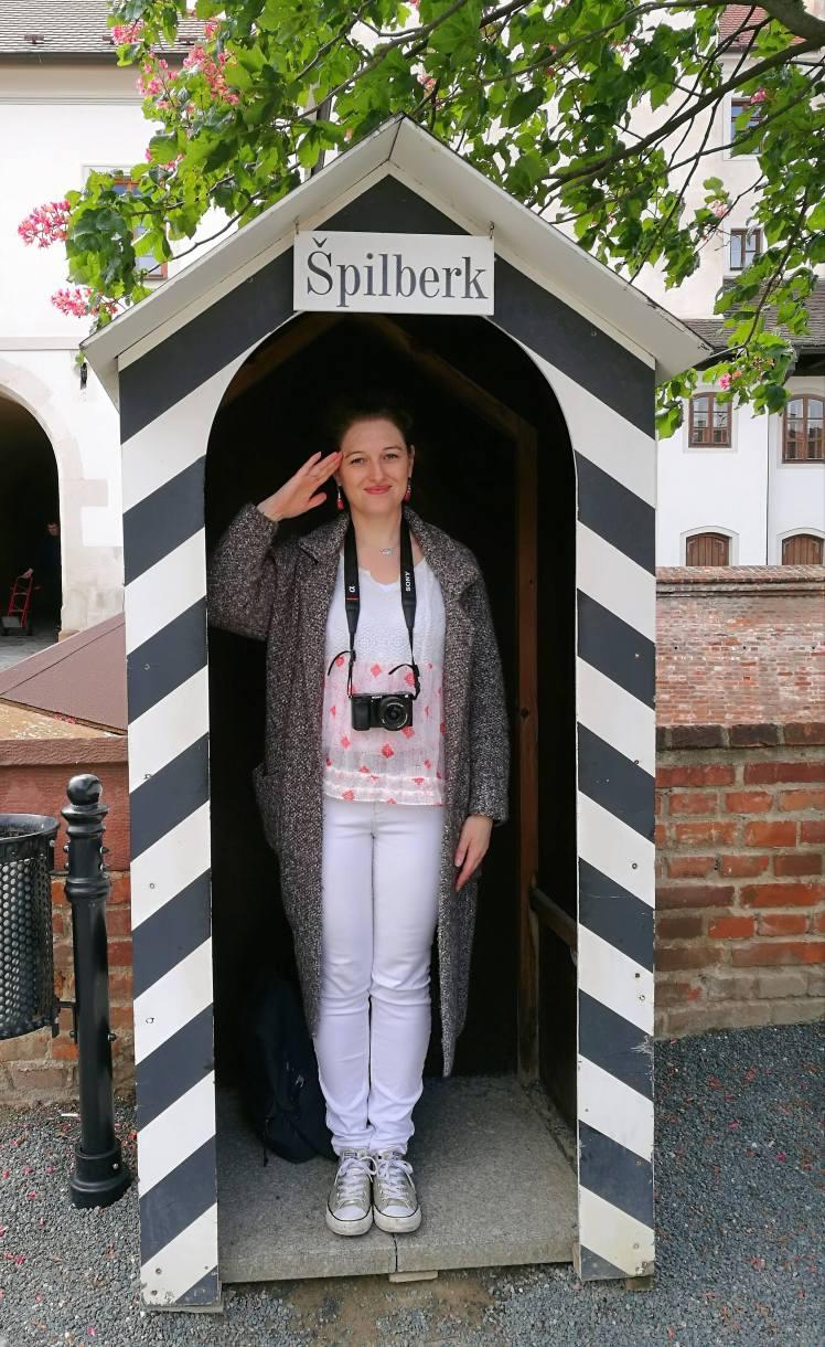 Spielberk castle, Brno @pink.turtle.blog