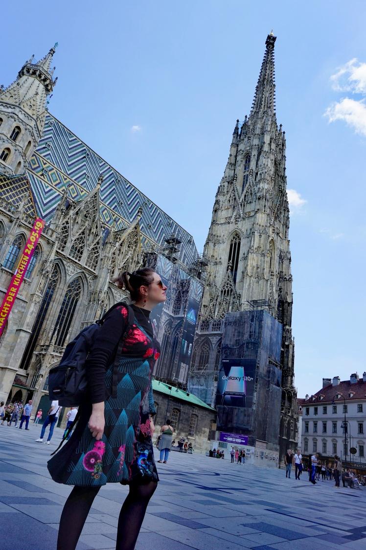 Cathédrale Saint-Etienne, Vienne @pink.turtle.blog