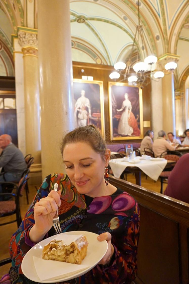 Café Central, Vienne @pink.turtle.blog